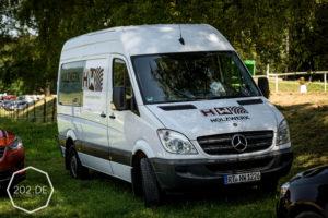 Mercedes-Benz Sprinter Holzwerk Hüttig & Weise
